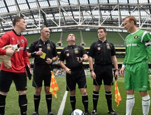 FAI Referee Registration Season 2020/2021